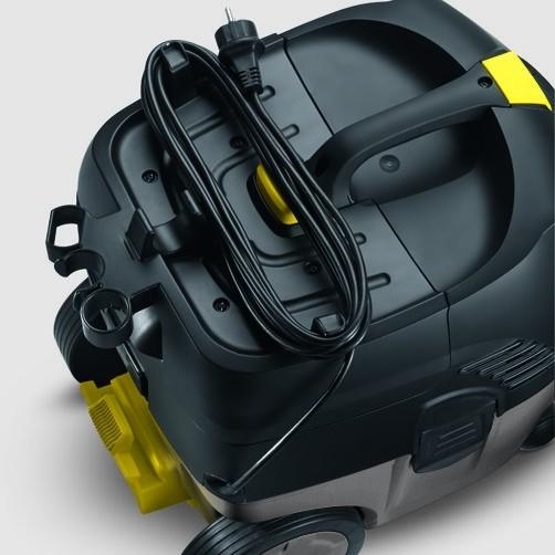 Пылесос влажной и сухой уборки NT 25/1 Ap: Практичное хранение кабеля