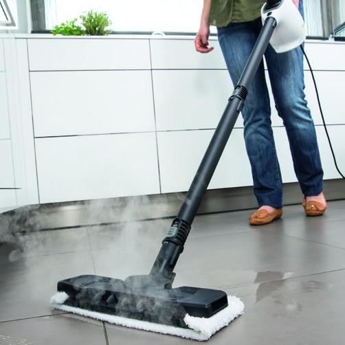 Пароочиститель SC 1 Premium + Floor Kit: Набор для уборки пола Classic