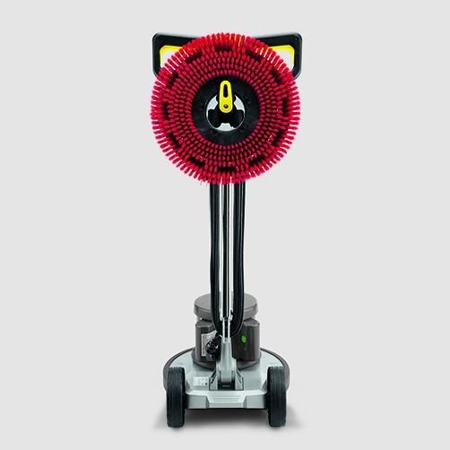 Уборочная машина BDS 43/150 C Classic: Простота управления