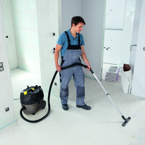 Пылесос влажной и сухой уборки NT 25/1 Ap: Мобильность и высокая производительность