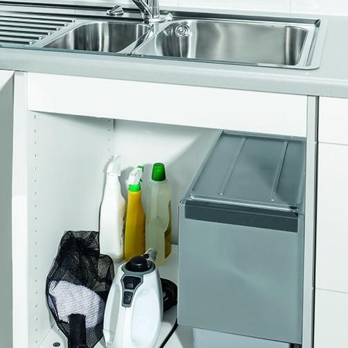 Пароочиститель SC 1 Premium + Floor Kit: Маленький, компактный - легко хранить