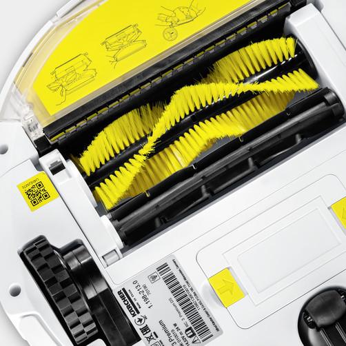 Робот-пылесос RC 3 Premium: Эффективная очистка