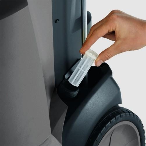 Аппарат высокого давления HDS 5/11 UX: Фильтр тонкой очистки воды