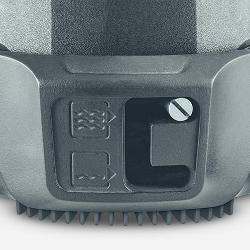 Дренажный насос для грязной воды SP 5 Dual: функция 2-в-1