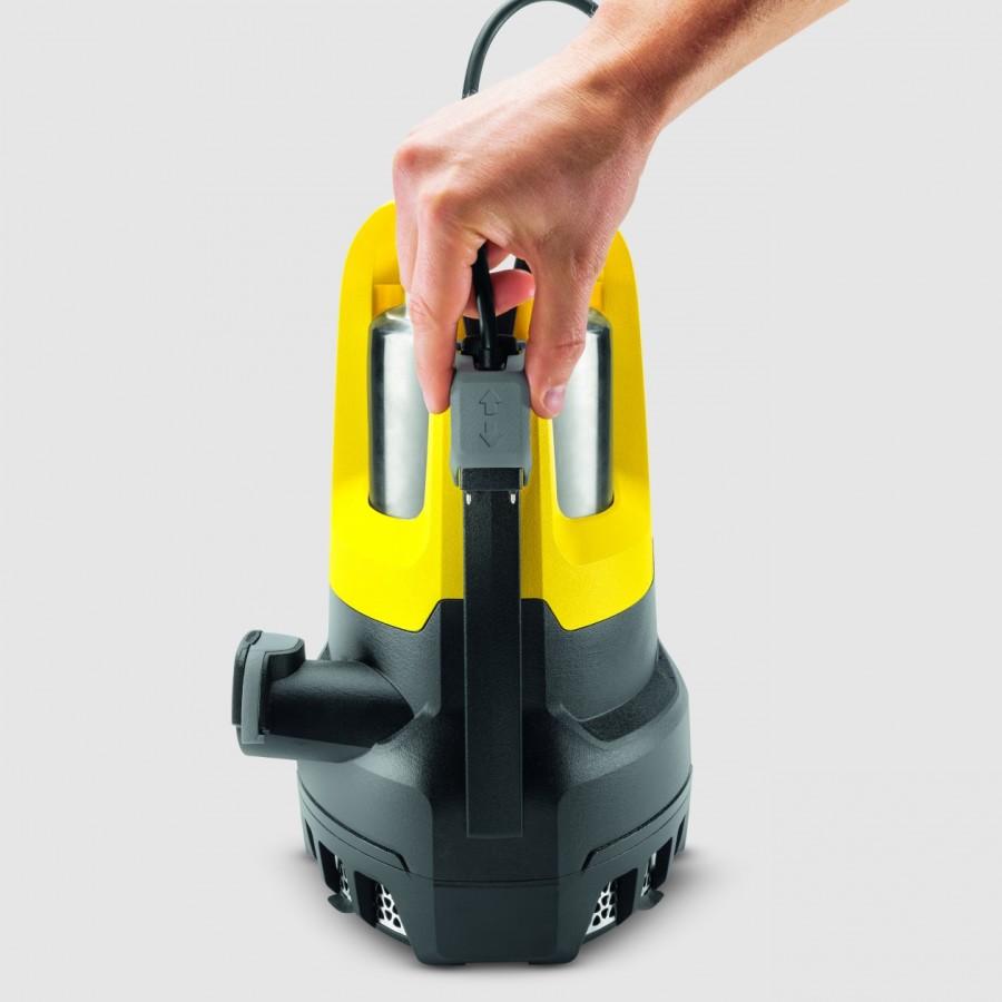 Дренажный насос для грязной воды SP 7 Dirt Inox: Level Sensor
