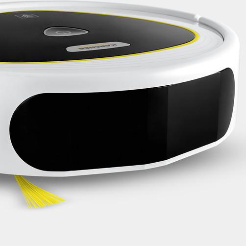 Робот-пылесос RC 3 Premium: Инновационная система датчиков