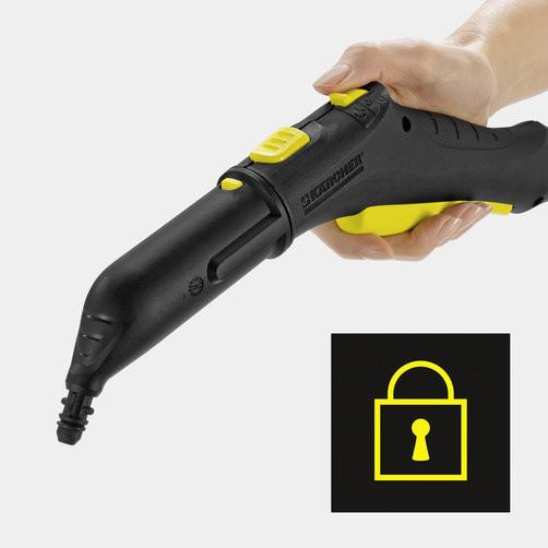Пароочиститель SC 2 design differentiated *EU: Защита от детей на пистолете
