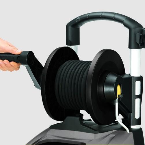 Аппарат высокого давления HDS 5/11 UX: Интегрированный барабан для шланга