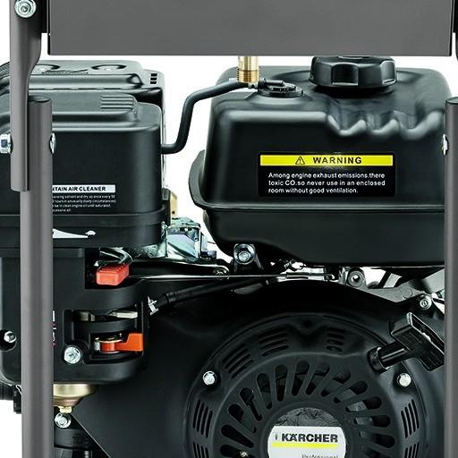 Аппарат высокого давления HD 7/20 G Classic: Удобство хранения аксессуаров