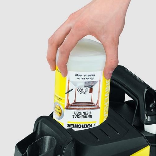 Аппарат высокого давления K 7 Premium Full Control Plus: Система Plug 'n' Clean