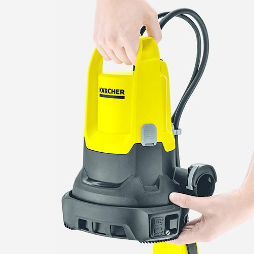 Дренажный насос для грязной воды SP 5 Dual: Для грязной воды