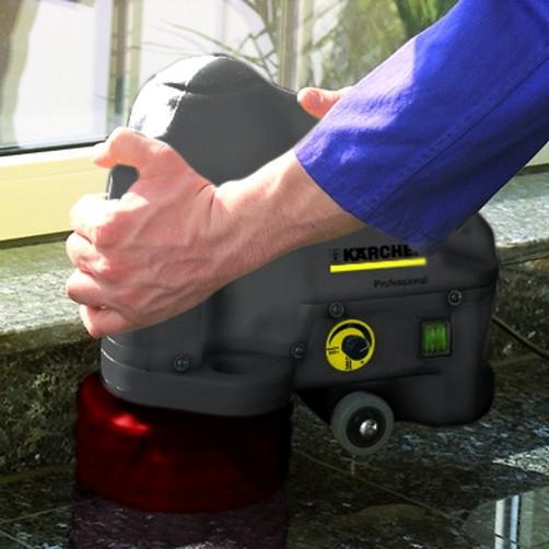 Аппарат для очистки лестниц и эскалаторов BD 17/5 C: Подходит для многочисленного применения