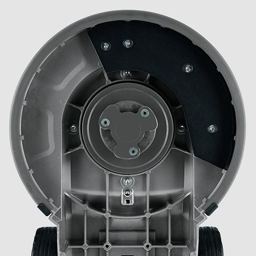 Уборочная машина BDS 43/150 C Classic: Прочный планетарный редуктор