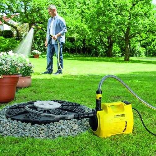 Садовый насос BP 3 Garden Set: Готов к использованию