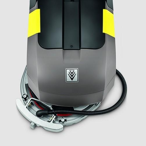 Поломоечная машина BD 30/4 C Bp Pack *EU: Изогнутая поворотная балка