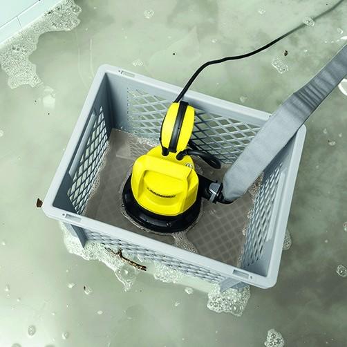 Дренажный насос для грязной воды SP 5 Dirt *EU: Удобная пластиковая коробка
