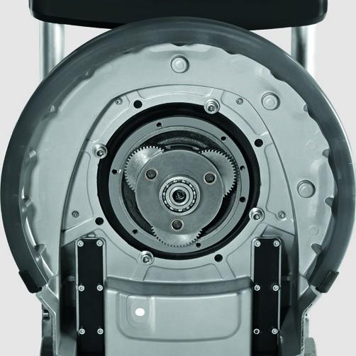 Уборочная машина BDS 51/180 C Adv: Высокое качество