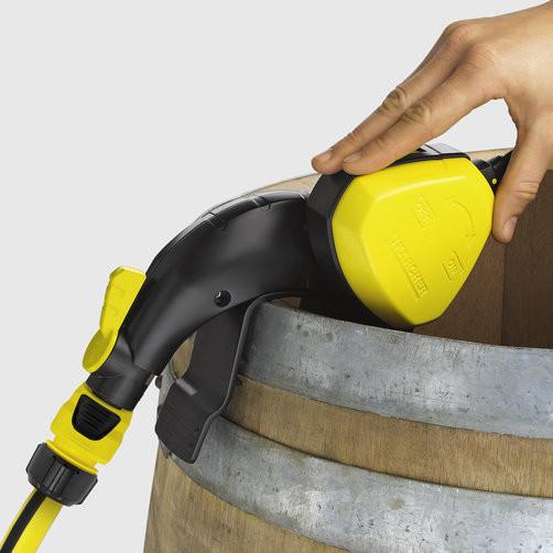 Бочковой насос BP 1 Barrel Set *RU: Отключение благодаря поплавковому выключателю