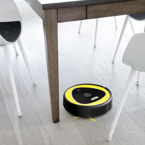 Робот-пылесос RC 3: Эффективная очистка
