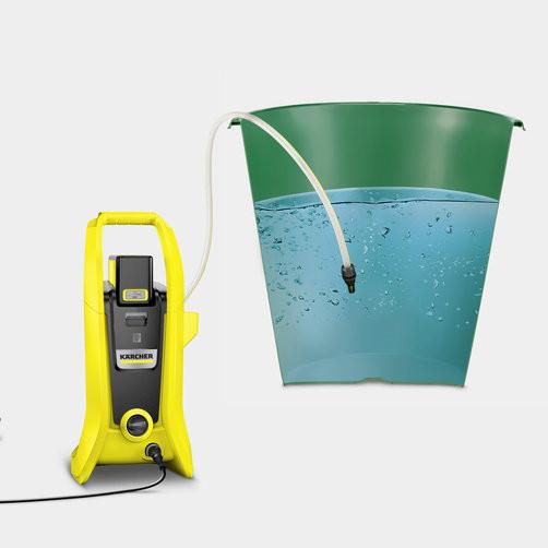 K 2 Battery: Сбор воды