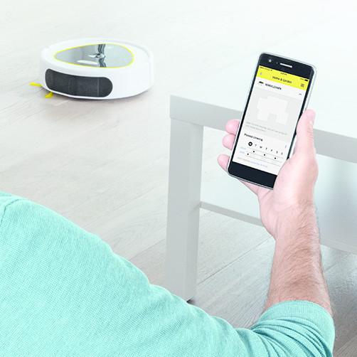 Робот-пылесос RC 3 Premium: Интеллектуальный продукт с привлекательными функциями