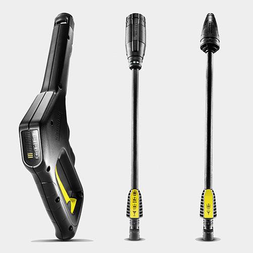 мойка высокого давления K3 PremiumFullControl: Пистолет и струйные трубки Full Control Power