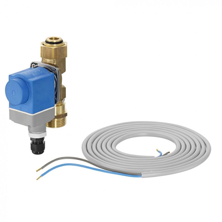 Входной электромагнитный клапан