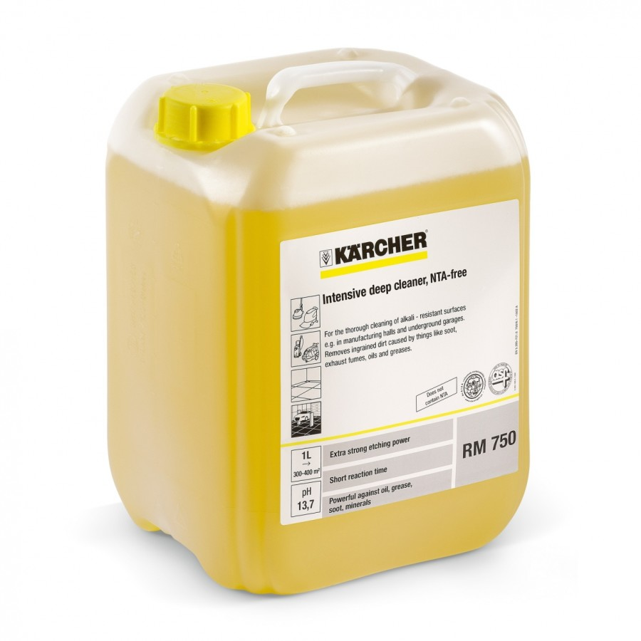 Интенсивное средство для общей чистки RM 750 (без НТА)