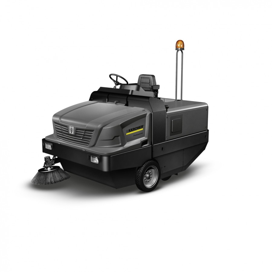 Подметально-всасывающая машина KM 150/500 D
