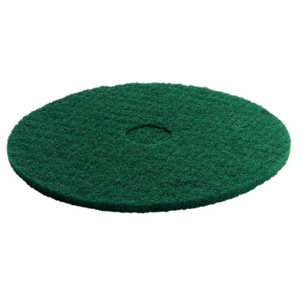 Пад, средне жесткий, зеленый, 432 mm