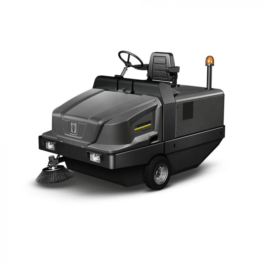 Подметально-всасывающая машина KM 130/300 BAT