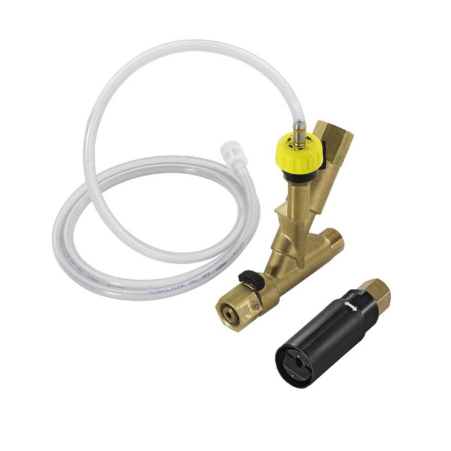 Комплект Easy Foam с инжектором для чистящего средства