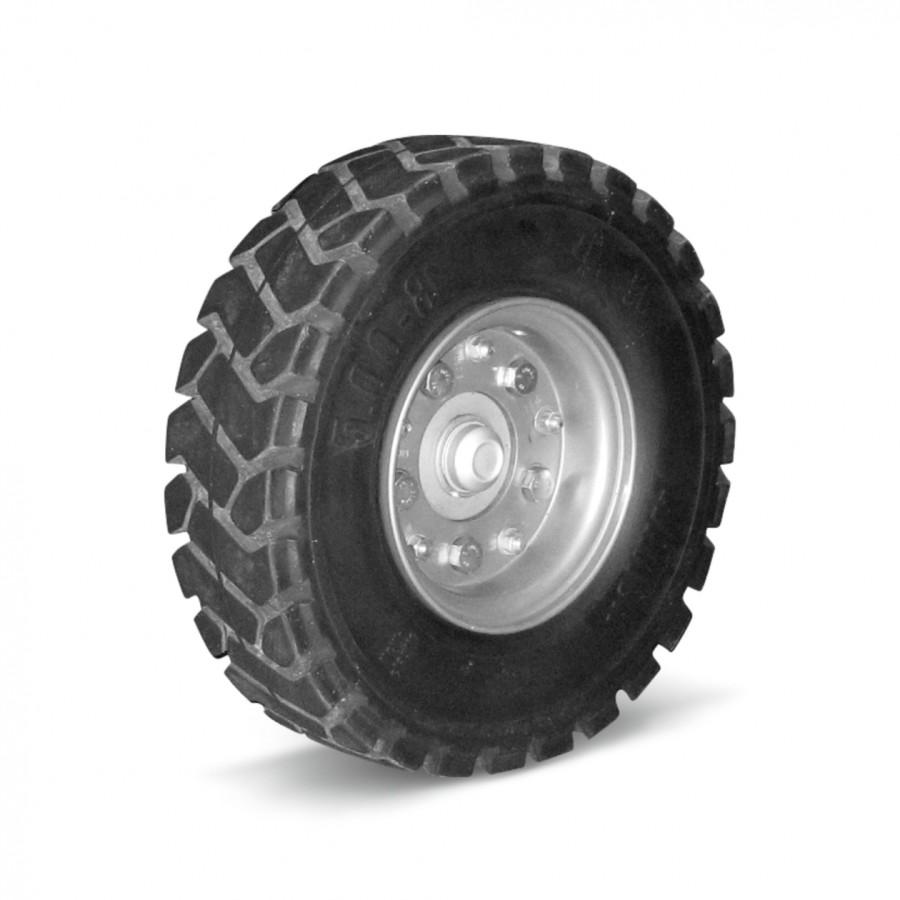 Шины с защитой от проколов (комплект), сплошные, для KM 170/600 R