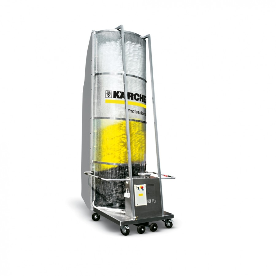 Моечная установка для грузовиков RBS 6000