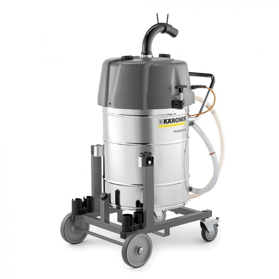 Промышленный пылесос IVR-L 100/24-2 Tc Me Dp