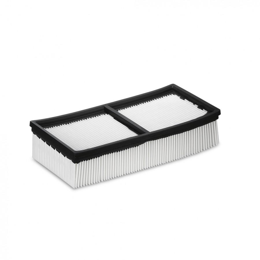 Плоский складчатый фильтр, из полиэфирного шелка
