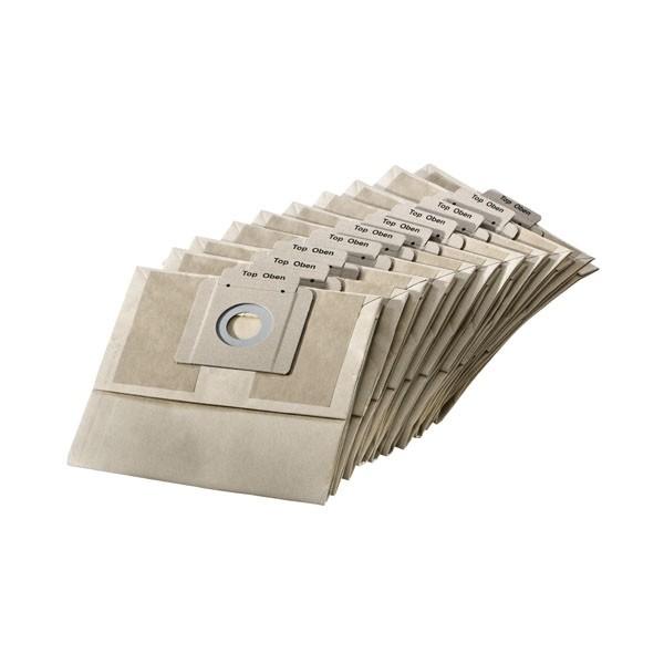 Бумажные фильтр-мешки, 10 шт., для BV 5/1