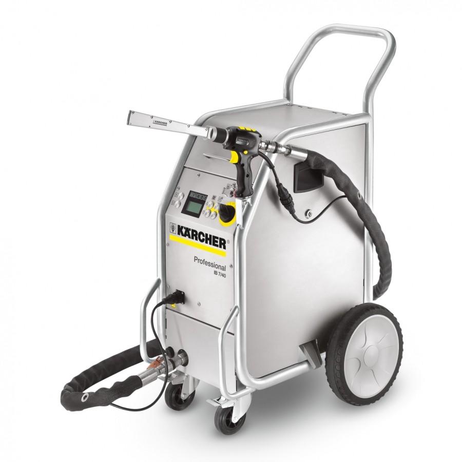Аппарат для чистки сухим льдом IB 7/40 Advanced
