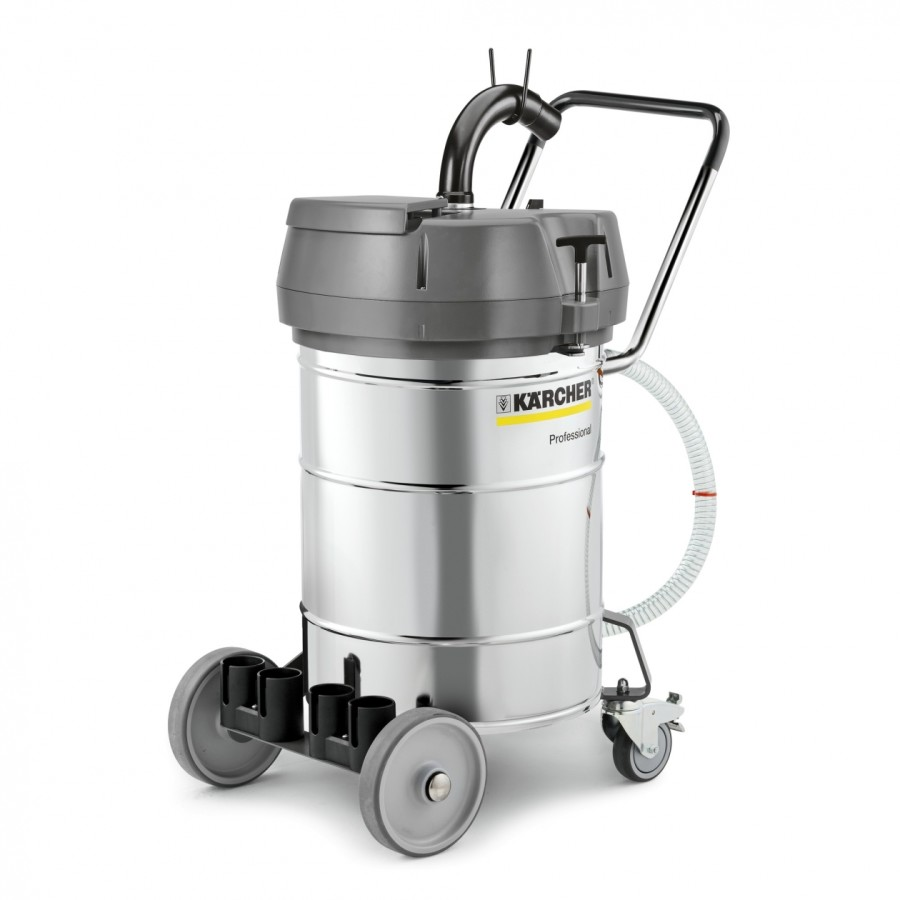 Промышленный пылесос IVR-L 100/24-2 Me
