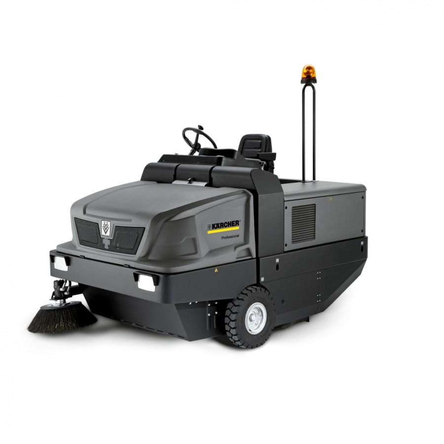 Подметально-всасывающая машина KM 150/500 BAT