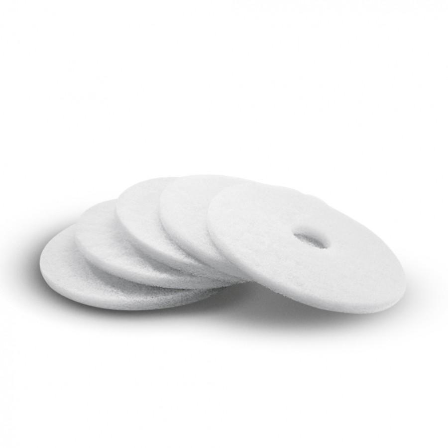 Пады, белые, 508 мм, мягкий, белый, 508 mm