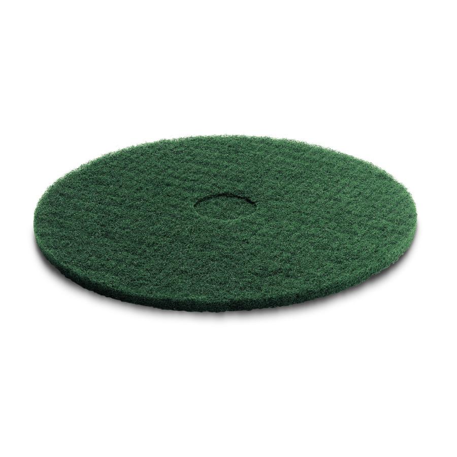 Пад, средне жесткий, зеленый, 170 mm