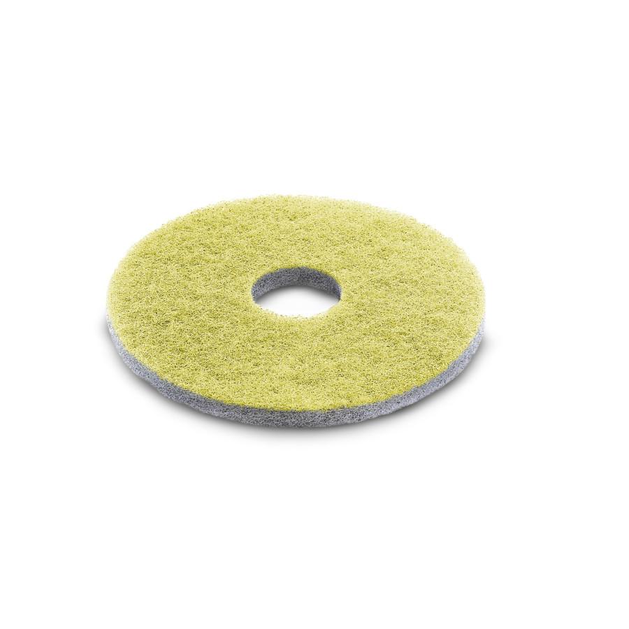 Алмазный пад, средний, желтый, 432 mm
