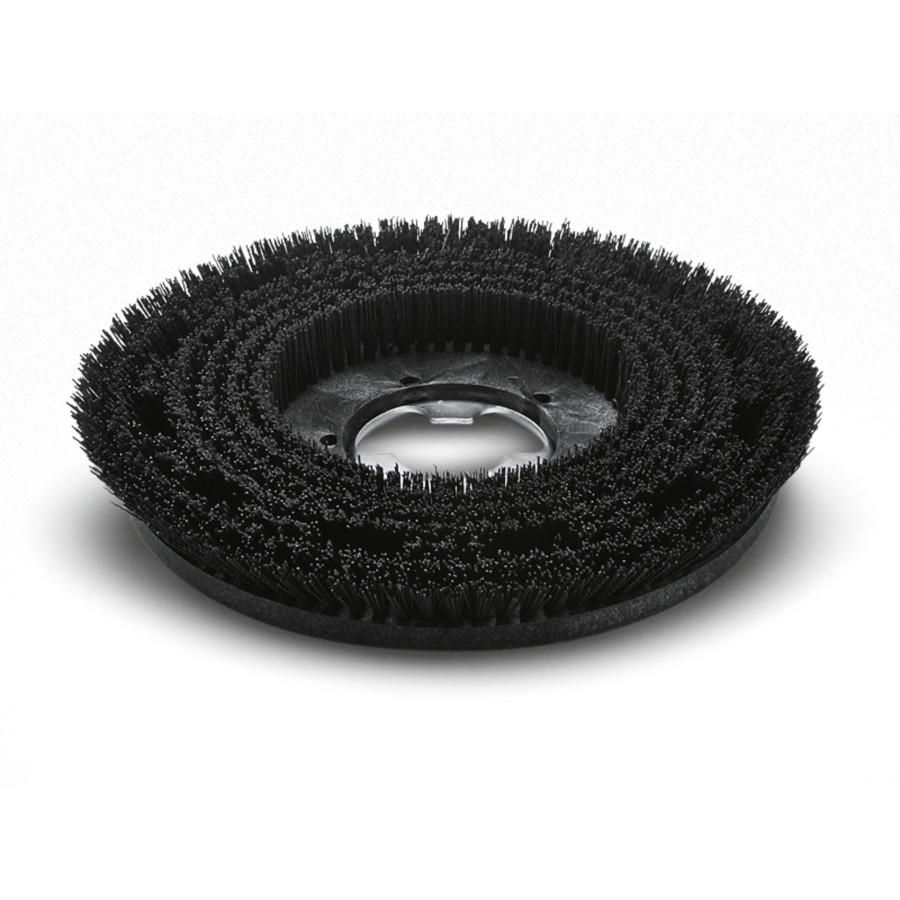 Дисковая щетка, жесткий, черный, 430 mm