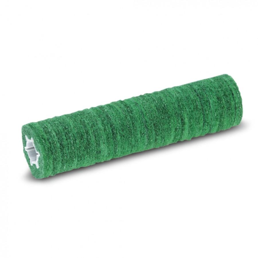 Втулка с роликовыми падами, жесткий, зеленый, 400 mm