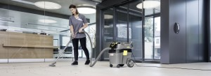Kärcher выпустил новое поколение профессиональных пылесосов влажной и сухой уборки NT Ap с увеличенной мощностью всасывания и улучшенными аксессуарами