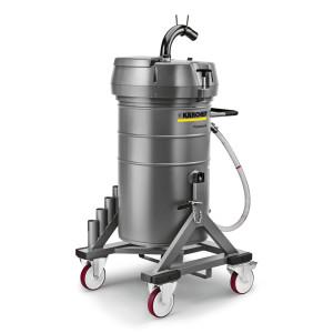 Промышленный пылесос IVR-L 100/24-2 Tc