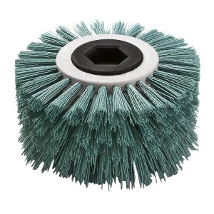 Щетка для чистки углов, жесткий, зеленый, 170 mm