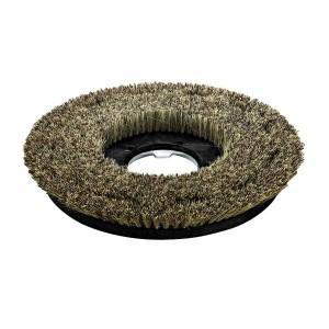Дисковая щетка, мягкий, натуральный, 330 mm