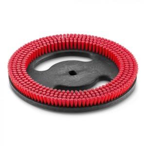 Щетка красный BD 30/4 C, средний, красный, 280 mm